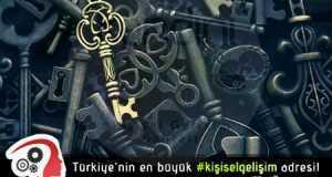 7 farklı anahtar