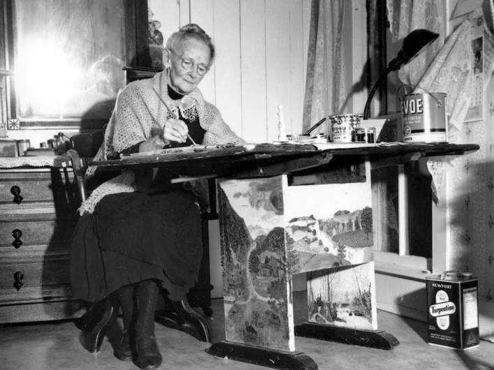 Anna Mary Robertson Moses