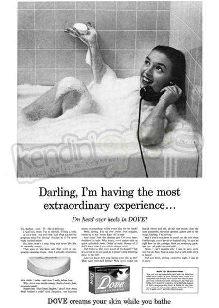 Dove Reklam Afişi