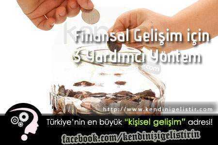 finansal gelişim