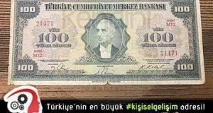 hulusi samim 100 lira hikayesi