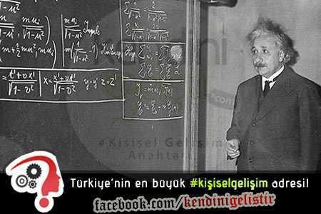 matematik einstein