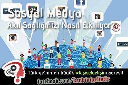 sosyal medya ve akil sagligi